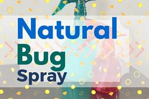 Natural Bug Spray Featured